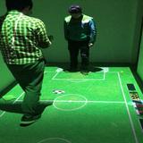 足球地面互动