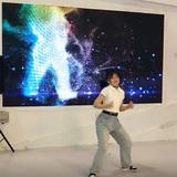 体感人影舞蹈