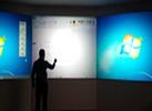 3屏互动操控书写屏