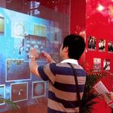 互动橱窗在培训机构应用