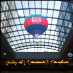 AR广告热气球