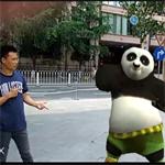 AR功夫熊猫
