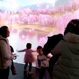 仿Teamlab光影艺术展,未来儿童乐园